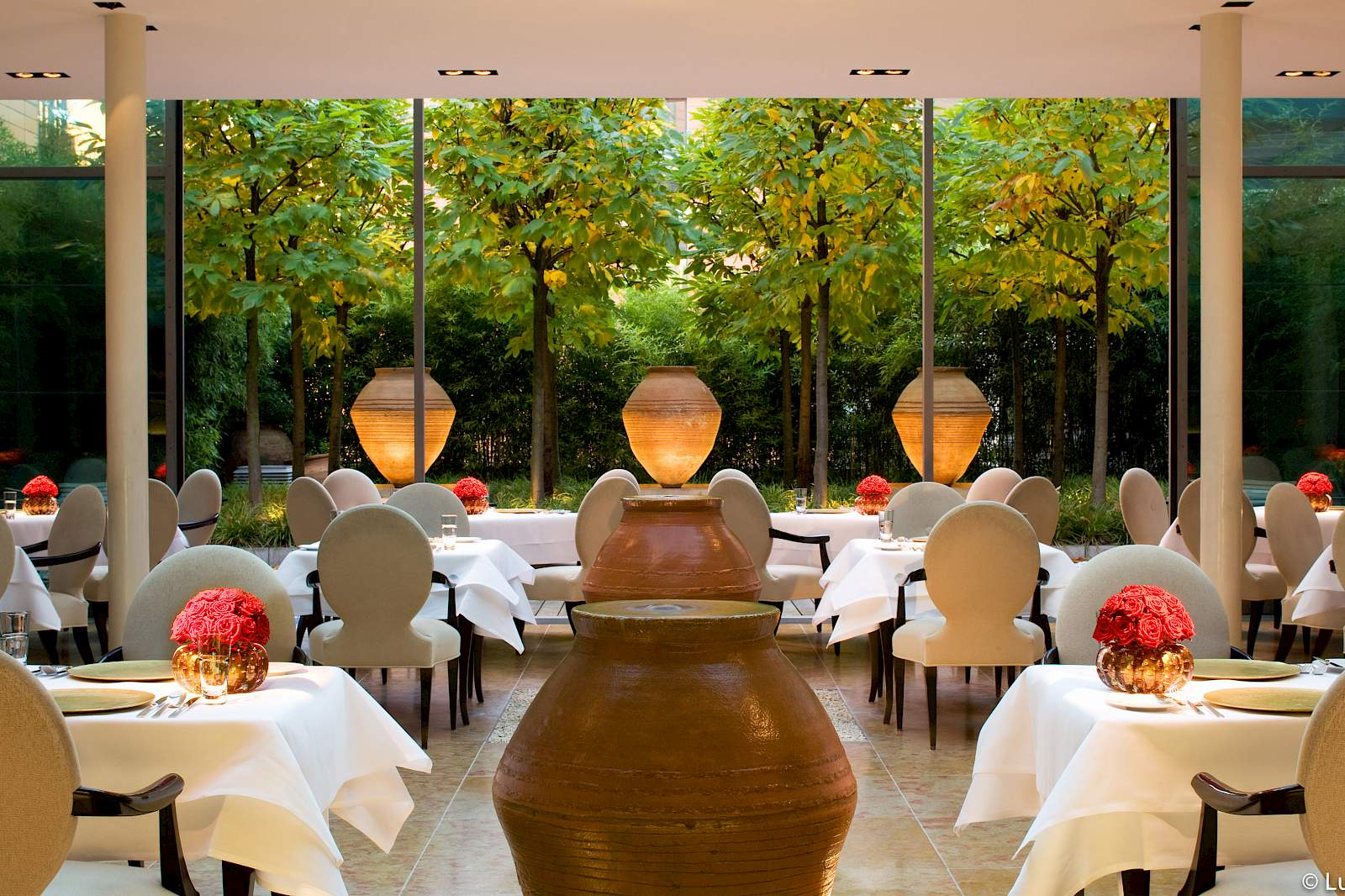2 Sterne Restaurant im The Mandala Hotel | Restaurant FACIL